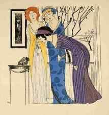 A4 Photo Iribe Paul 1883 1935 Les Robes de Paul Poiret 1908 3 Print Poster
