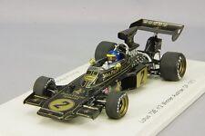 Spark 1/43 Lotus72E Austrian GP 1973 #2 R.Peterson PLANEX COLLECTION Best Buy