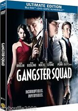 """BLU-RAY+ DVD """"GANGSTER SQUAD"""" (Incorruptibles. Impitoyables) NEUF SOUS BLISTER"""
