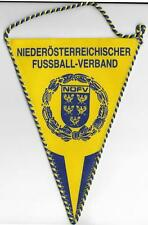 LOWER AUSTRIA REGIONAL FOOTBALL ASSOCIATION OFFICIAL SMALL PENNANT OLD