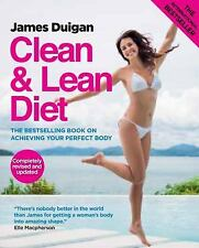 Clean & Lean Diet Cookbook: With a 14-day Menu Plan