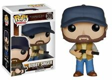 Funko POP! Supernatural: Bobby Singer - TV Series Vinyl Figure 305 NEW