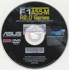 ASUS GENUINE MOTHERBOARD SUPPORT DISK  F1A55-M R2.0 SERIES M4303