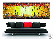 BUSH FIRE DREAM ART oil  PAINTING  ABSTRACT MADE TO ORDER