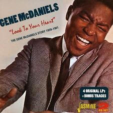 Gene McDaniels - Look to Your Heart [New CD] UK - Import