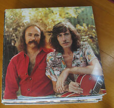 FREE 2for1 OFFER-David Crosby / Graham Nash– Wind On The Water : ABC Records ‎–