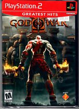 God Of War II Game For PS2 Playstation 2 NEW Sealed RARE Package Variation?