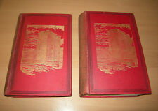 1884 Medieval Military Architecture in England / Fortifications / Castles 2 Vols