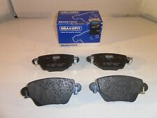 Ford Mondeo Mk3 Rear Brake Pads Set 2000-2004 GENUINE BRAKEFIT