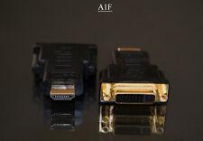 HDMI Adapter Stecker A auf DVI Buchse (24+5) HDTV Full HD 1080p