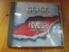 CD AC/DC The Razors Edge