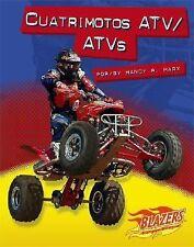 Cuatrimotos ATV  ATVs (Horsepower (Caballos de Fuerza)) (Spanish Edition)
