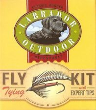 VAN VLIET JOHN THE FLY TYING KIT WITH EXTRA TIPS & MINIATURE BOOK FLY FISHING