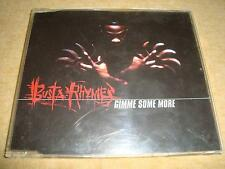 BUSTA RHYMES - Gimme Some More  (Maxi-CD)