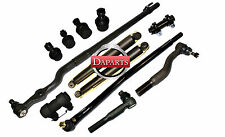 4WD Ford F-350 Front Suspension Parts Shock Absorbers Arms Ends Center Link New