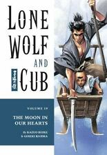 Lone Wolf and Cub 19: The Moon in Our Hearts