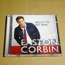 Easton Corbin - About To Get Real USA CD MINT Pop #K01