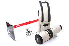 Canon EF 400mm F/5.6 L EF USM Lens **4705**