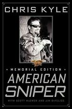 American Sniper by Chris Kyle [2013 Hardcover 480 pages] English Biographies & M
