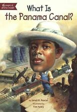 What Was... ?: What Is the Panama Canal? by Janet Pascal (2014, Hardcover,...