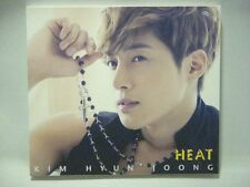 KIM HYUN JOONG HEAT TYPE B CD+DVD SS501