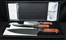 Benchmade 4501 Gold Class Prestigedges 3-Piece Kitchen Knife Set
