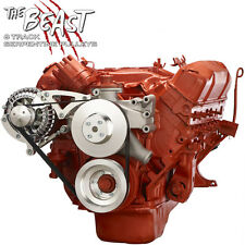 Mopar Big Block Serpentine Conversion Kit 426 440 Hemi Dodge Chrysler Alternator