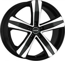 "17"" B MAK STONE ALLOY WHEELS FIT FORD TRANSIT CUSTOM SPORT MINIBUS TOURNEO 5X160"