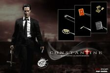 "POPTOYS EX005 Constantine Keanu Reeves 1/6 Scale 12"" Action Figure In Stock USA"