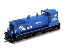 Athearn HO Scale EMD SW1500 Switcher Locomotive Conrail/CR Blue/White #9522