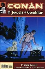 Conan and the Jewels of Gwahlur #3 VF/NM P. C. Russell & Conan #3 VF Kurt Busiek