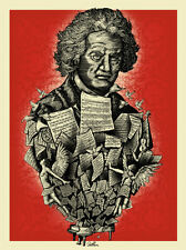 L. V. Beethoven Poster - Zeb Love - Artist Proof - Limited Edition of 20