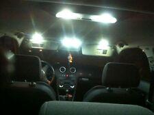 LED Innenraumbeleuchtung Komplettset für Audi A6 C6 weiß - LED Deckenleuchte