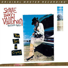 MOFI 2078 | Stevie Ray Vaughan - The Sky Is Crying MFSL SACD NEU