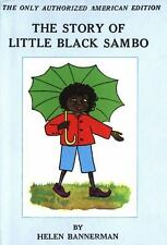 The Story of Little Black Sambo by Helen Bannerman (1923, Hardcover)
