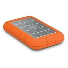 LaCie 2TB Rugged Hard Disk Triple USB 3.0 2ports FW800 9000448