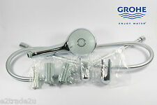 Grohe Euphoria 110 Massage Shower Rail Set 3 Sprays 27231001