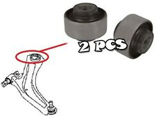 Fits For Nissan Qashqai Front Lower Wishbone Control Arm Rear Bush Bushing x2