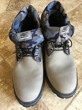 Timberland Roll Top Men's Boots 12 ** Fast Shipping ***