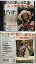 "ELMORE JAMES JR & THE BROOMDUSTERS ""Baby Please Set A Date"" (CD) 2011 NEUF"