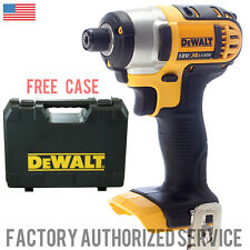 DEWALT DCF885 R 20v Lithium Ion 1/4 Impact Driver with case  W/ FULL WARRANTY!!!