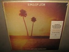 KINGS OF LEON Come Around Sundown ORIGINAL SEALED Double 2 LP Gatefold Hype 2010