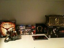 God of War Complete Collection PS3 (Collectors Edition Included)