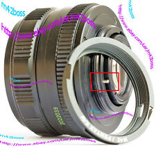 FLANGED M42 LENS TO PENTAX K MOUNT ADAPTER TO INFINITY BRAND NEW (1 pcs.) .CA