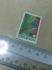 Romania 1995 stamp 1020L Posta Romana Editia A.V.A. Bucuresti R Open Tennis