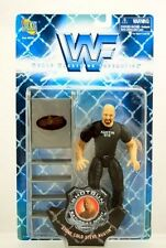 Stone Cold Steve Austin WWF Shotgun Saturday Night action figure NIB Jakks NIP