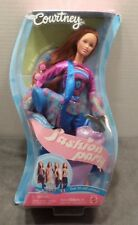 NIB BARBIE DOLL 2000 FASHION PARTY TEEN COURTNEY 29104 Mattel