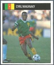 ORBIS 1990 WORLD CUP COLLECTION-#524-CAMEROON-CYRIL MAKANAKY