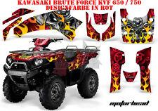 AMR Racing DECORO GRAPHIC KIT ATV Kawasaki KVF 650 & 750 Motorhead B