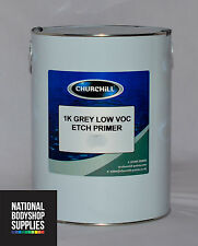 ACID ETCH PRIMER 1 Litre for use on Aluminium and other bare metals